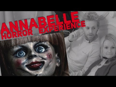 HORROR EXPERIENCE WITH ANNABELLE CREATION| Anto Sharp