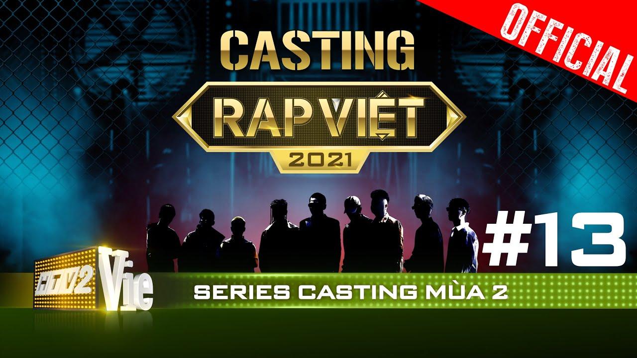 Rap quá đỉnh, JP khiến Touliver, JustaTee siêu phấn khích |RAP VIỆT mùa 2 - Coming soon