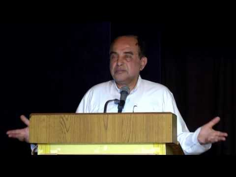 Dr  Swamy updates the Ram Mandir case as of March 31 at Chennai