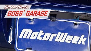 Goss' Garage: Rear-View Cameras