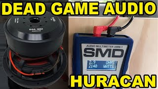 Dead Game Audio Huracan Sub Review! Best Everyday Banger?