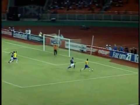 Tanzania Vs Brazil (1-5) All Goals & Highlights [Friendly]  7.06.10