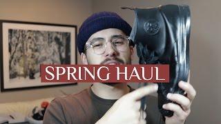 SPRING FASHION HAUL | Mens Fashion Haul