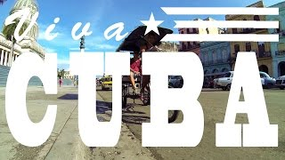 Backpacking in Cuba - GoPro