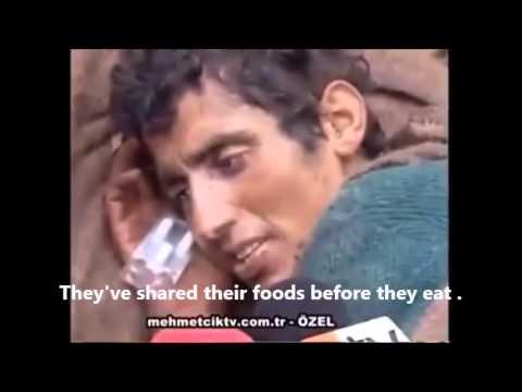 TERRORIST ( PKK ) tells the truths about Turkish Soldier