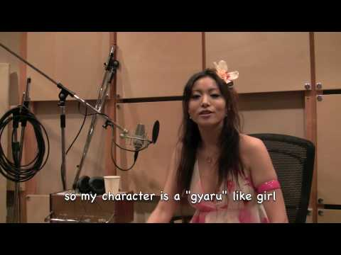 "Chiaki Takahashi ""A Night in Fantasia 2009"" Interview - THE IDOLM@STER / Eminence Symphony Orchestra"