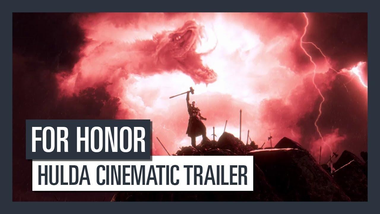 Download FOR HONOR - HULDA CINEMATIC TRAILER | Ubisoft [DE]