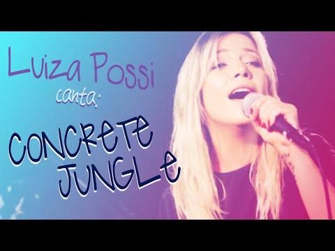 Luiza Possi - Concrete Jungle Bob Marley  LAB LP