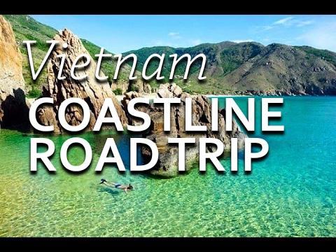 Vietnam Coastline Road Trip Part 1/3 - Binh Thuan, Ninh Thuan