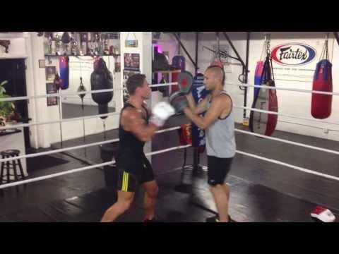 Jordan Loewenstein Boxing