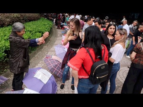 ARRANGED MARRIAGE AUCTION IN CHINA // day 3