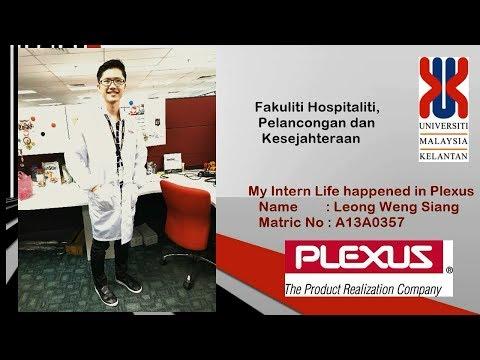 Alson's Intern Life in Plexus - SAH, FHPK