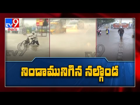 Officials on alert as IMD extends heavy rain warning for next 48 hours - TV9