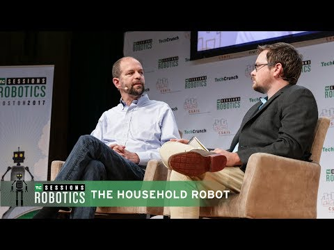 The Age Of The Household Robot with Gill Pratt (Toyota Research Institute)