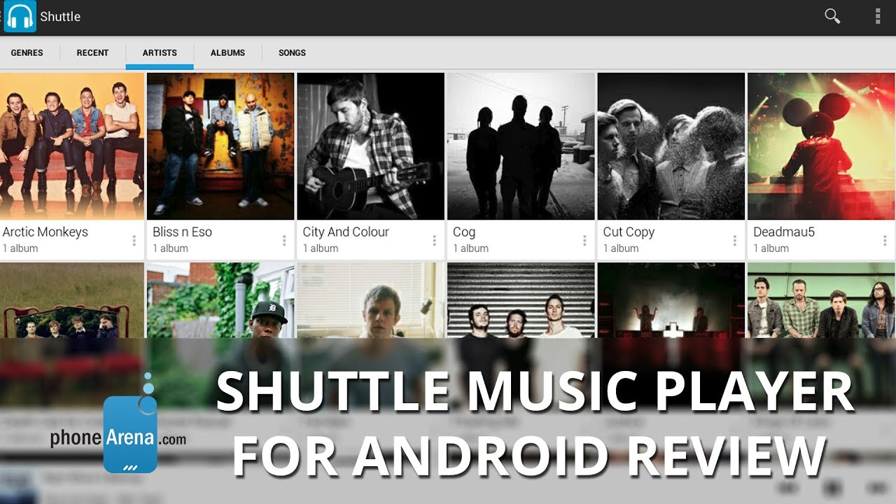 Shuttle Music Player for Android Review