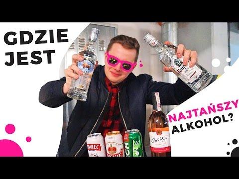 GDZIE JEST NAJTAŃSZY ALKOHOL? - (TESCO, KAUFLAND, LIDL, BIEDRONKA, PIOTR I PAWEŁ, NETTO, AUCHAN)