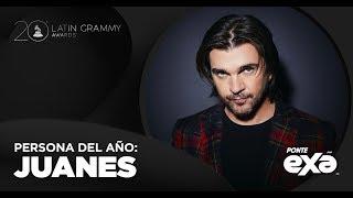 """Juanes """"La Persona del Año"""" Latin Grammys 2019"""