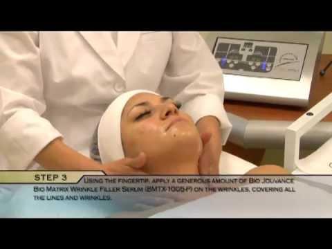Bio Matrix Wrinkle Filler  (OFFICIAL Bio Jouvance Signature Facial Treatment Video)