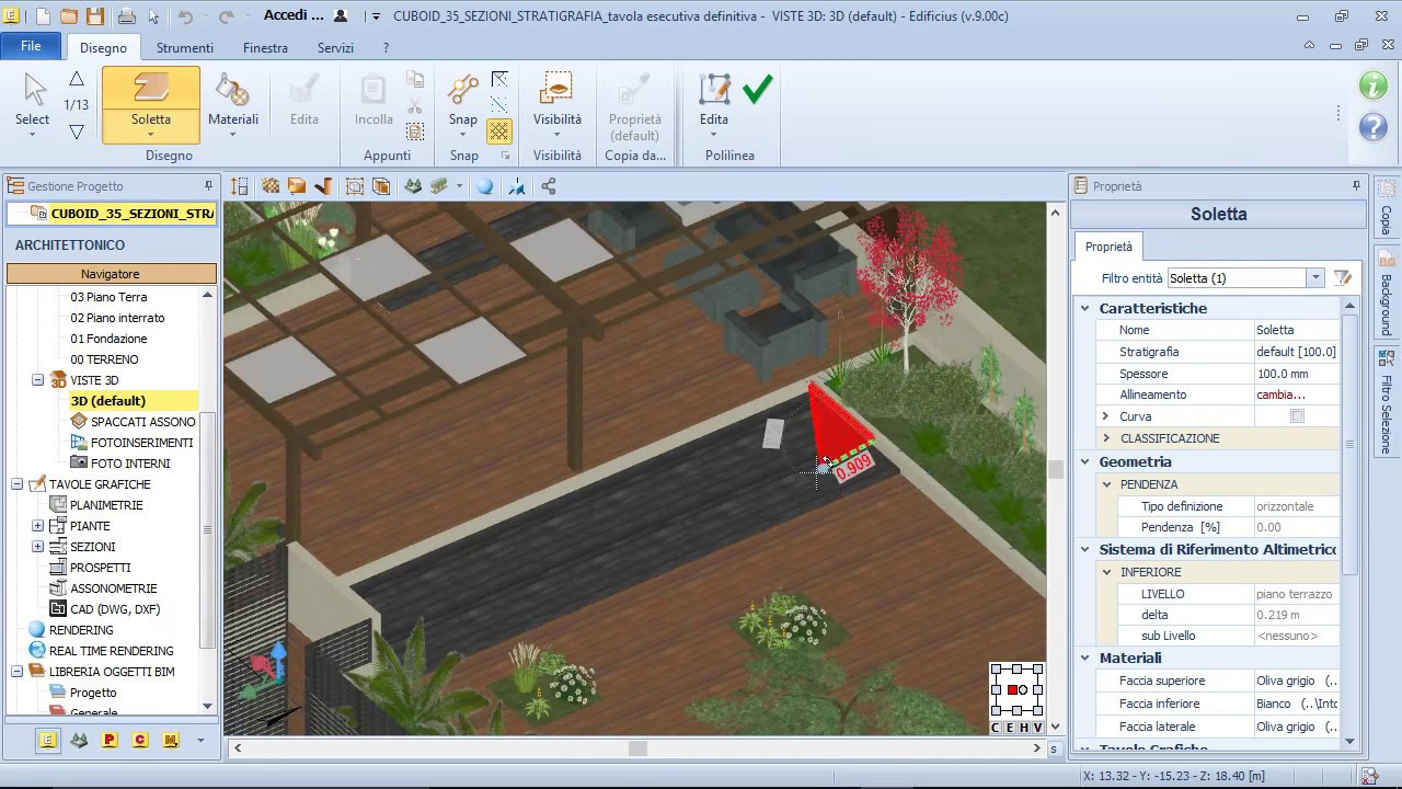 How To Design A Roof Garden With A Bim Software The Cuboid
