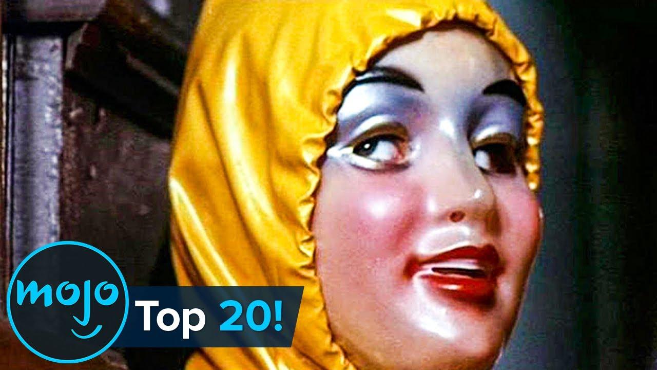 افضل 20 افلام رعب لم ترها من قبل