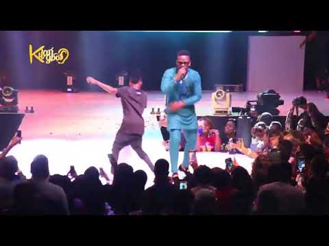 Gordons| Olamide| Phyno | I go dye | Runtown | & More Thrill Fans On Stage
