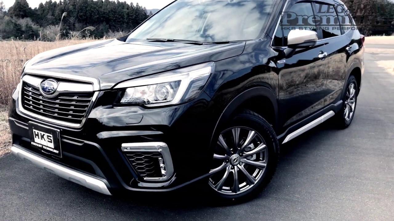 Subaru Forester Hv 5aa Ske Fb20 Hks Legamax Premium
