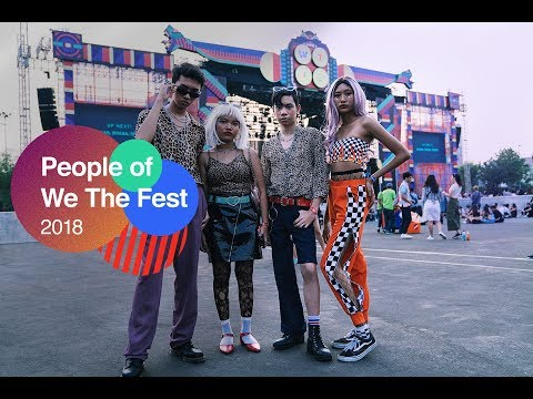 People of We The Fest Mp3