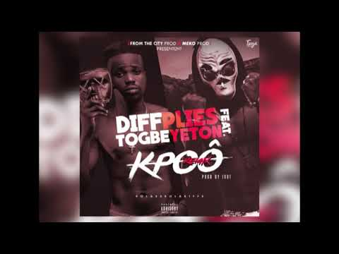 DIFF PLIES feat TOGBE YETON - Kpoo remix