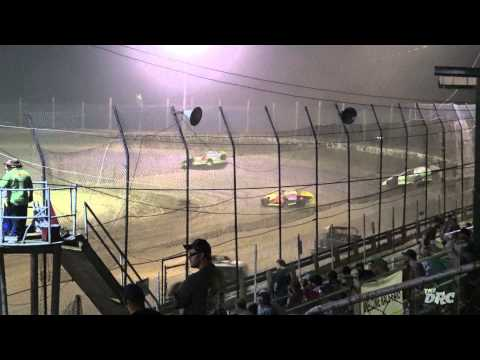 Moler Raceway Park | 8.14.15 | Ike Moler Memorial | UMP Modifieds | Feature
