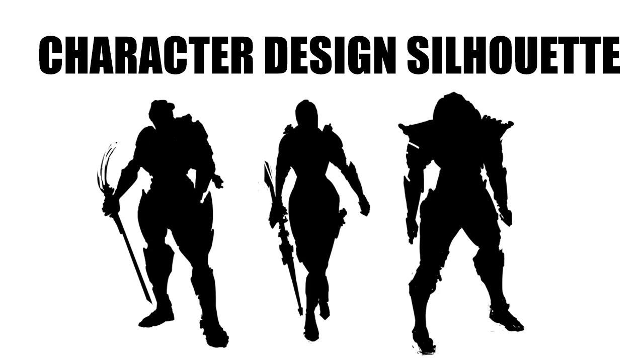 Disney Character Silhouettes | Joy Studio Design Gallery ...