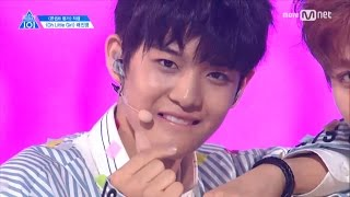 Video [STAR ZOOM IN] [PRODUCE 101 2 BAE JIN YOUNG] Level Test, Boy In Luv, Spring Day, Oh Little Girl download MP3, 3GP, MP4, WEBM, AVI, FLV November 2017