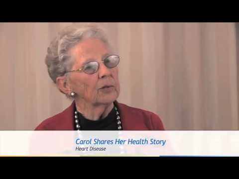 Healthy Living: What Changed After Triple Bypass Surgery? Patient Carol