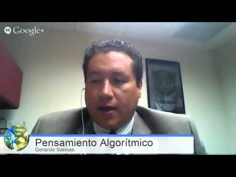 Pensamiento Algorítmico - Primera Sesión en Vivo