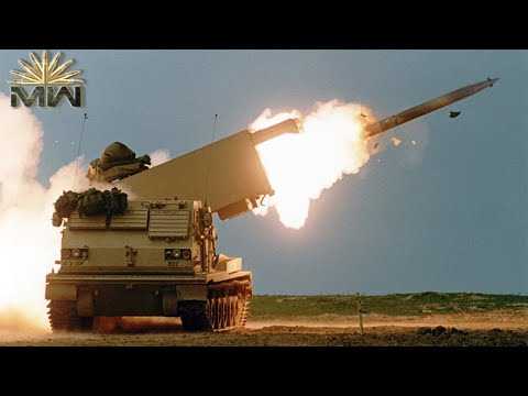 M270 MLRS - US Multiple Rocket Launcher [Review]
