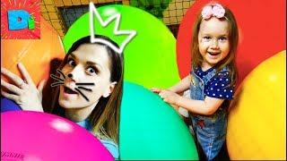 РОДИТЕЛИ В ОТРЫВЕ ВМЕСТЕ С ДЕТЬМИ Безудержное Веселье И НАСТОЯЩИЙ КВЕСТ Funny Video for Kids