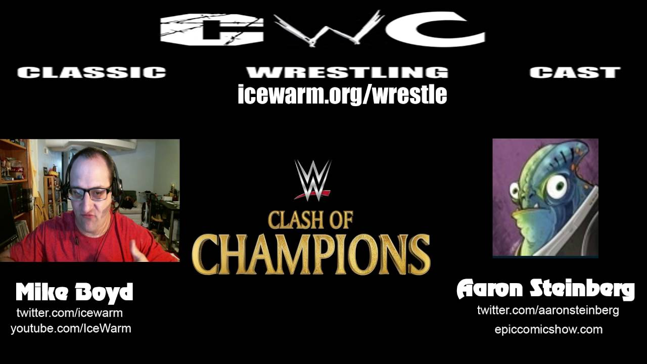Download WWE Clash of Champions 2016 Predictions