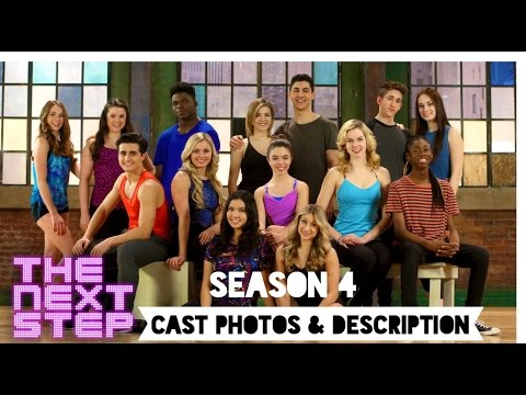 The Next Step Season 4 Cast Photos And Description Youtube