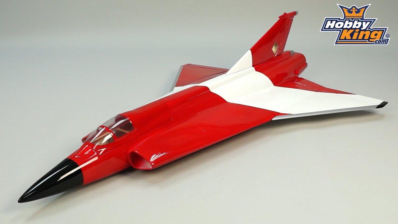 HobbyKing Daily - Saab J-35 Draken - YouTube