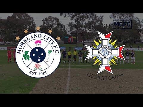 HIGHLIGHTS: Moreland City v Sunshine George Cross