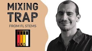 Mixing 808 Bass and Kick - Mix Tip Tuesday