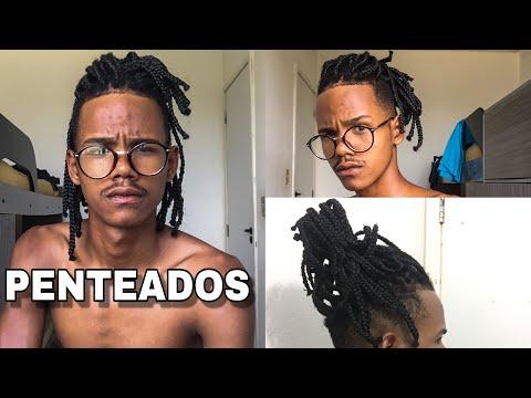 3 AMARRAÇÕES COM BOX BRAIDS | Ailan Santos