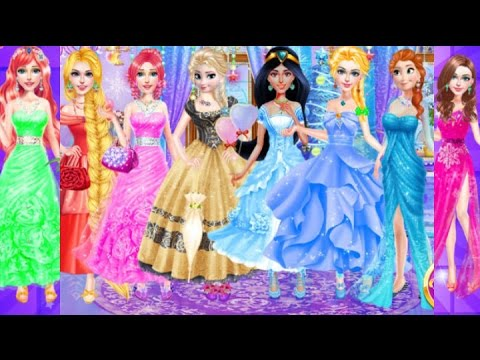 Disney princess fashion boutique online game 58