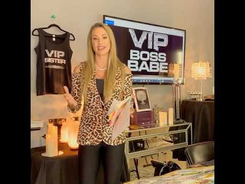 VIP POWER ON! Jennifer Nicole Lee Offers Words of Support and Kindness! More at JNLVIP.com