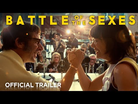 Battle of the Sexes | Official HD Trailer | 2017 streaming vf