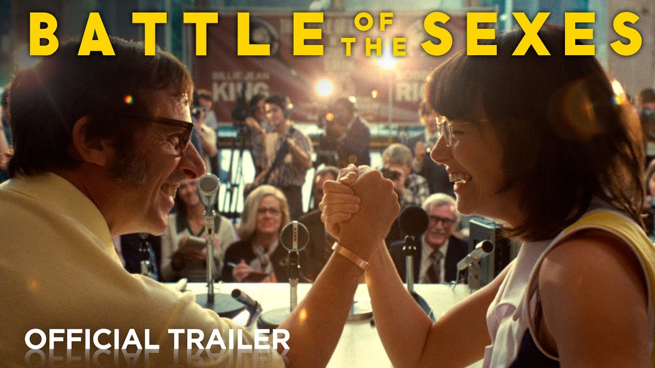 battle of the sexes premiere date