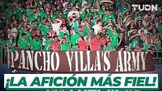 Conoce al 'Pancho Villa's Army' La porra más fiel de México en Estados Unidos | TUDN