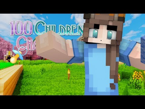 SO MANY NEW THINGS?! | 100 Children Challenge (MODDED SMP) Ep.4