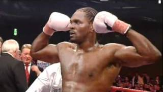 Audley Harrison vs Danny Willams II (Part 2)