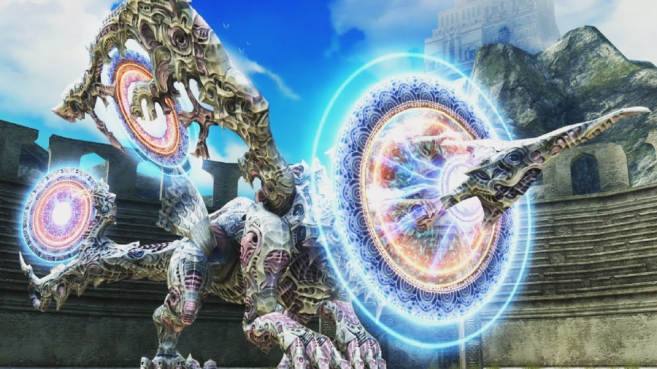 Final Fantasy Xii Zodiac Age Yiazmat Boss Fight Super-6239