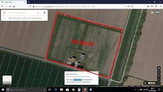 Measuring your Property Field using Google Maps screenshot 4